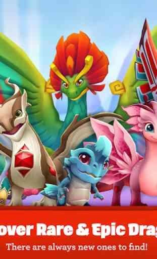DragonVale World 1