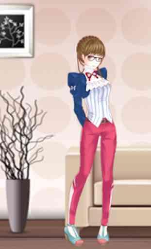 Dress Up Girl 4