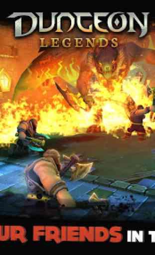 Dungeon Legends 3