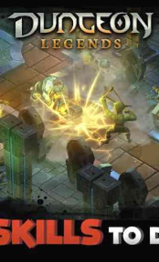 Dungeon Legends 4
