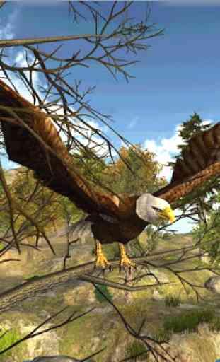 Eagle Fly Simulator 1