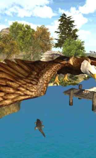 Eagle Fly Simulator 2