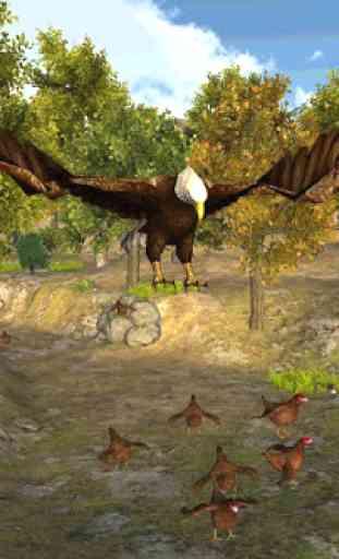 Eagle Fly Simulator 3