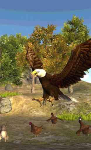Eagle Fly Simulator 4