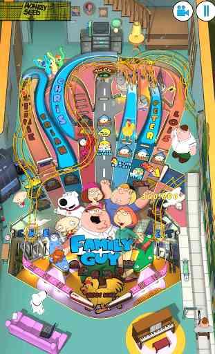 Family Guy Pinball 2