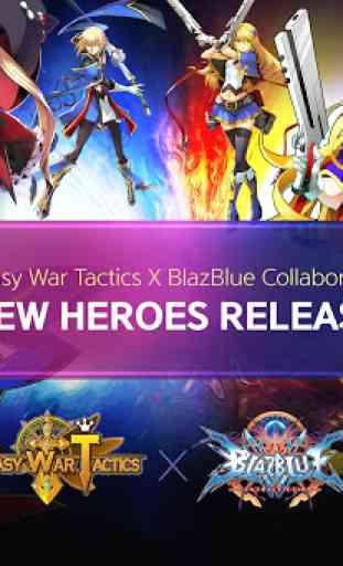 Fantasy War Tactics 1