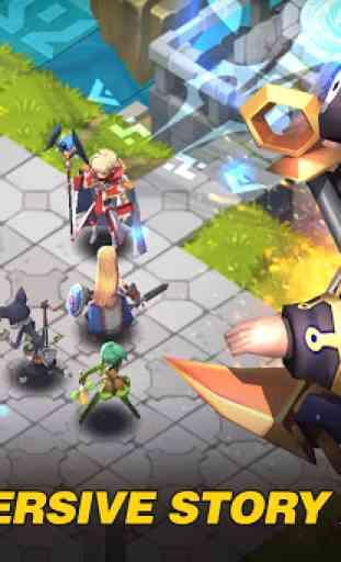 Fantasy War Tactics 4