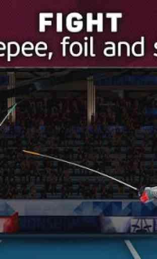 FIE Swordplay 2