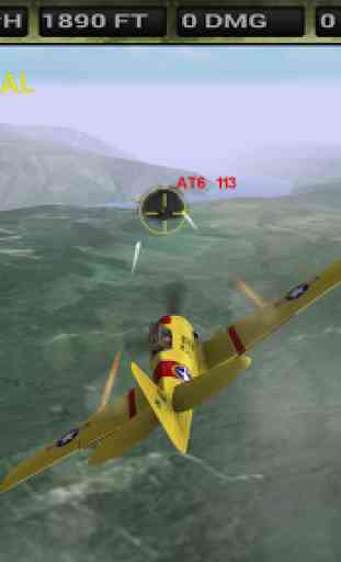 FighterWing 2 Flight Simulator 3