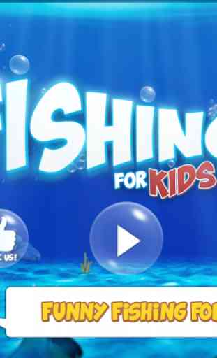 Fishing for kids and babies 1