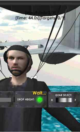 Flight Sim: Transport Plane 3D 1