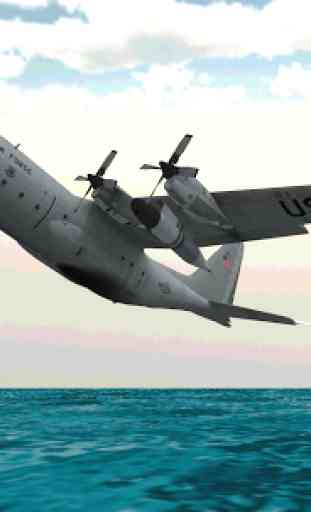 Flight Sim: Transport Plane 3D 2