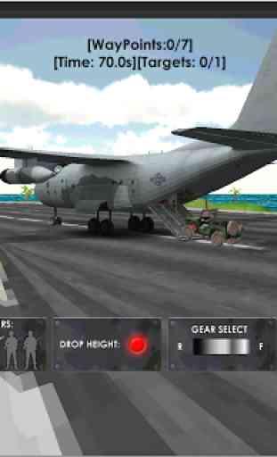 Flight Sim: Transport Plane 3D 3