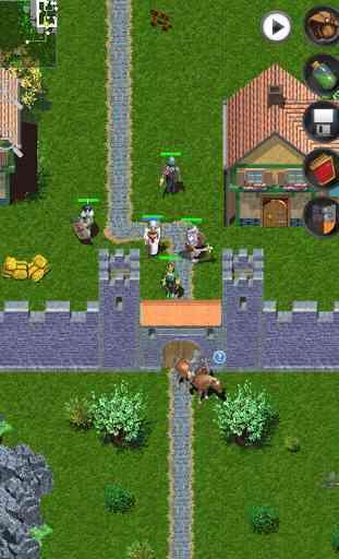 Forgotten Tales RPG 1