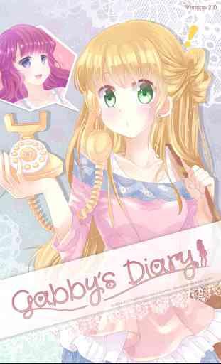 Gabby's Diary - Anime Dress Up 4