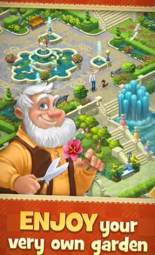 Gardenscapes - New Acres 2