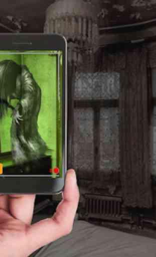 Ghost in camera 2