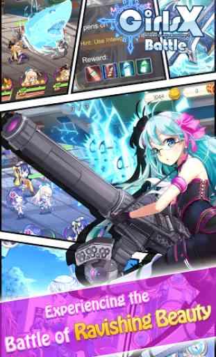 Girls X Battle 4
