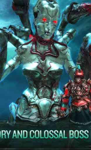 Godfire: Rise of Prometheus 1