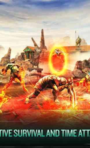 Godfire: Rise of Prometheus 2