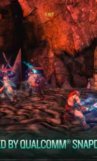 Godfire: Rise of Prometheus 4