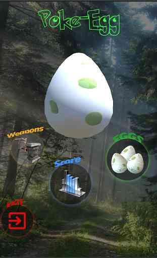 Hatching Poke Egg 1