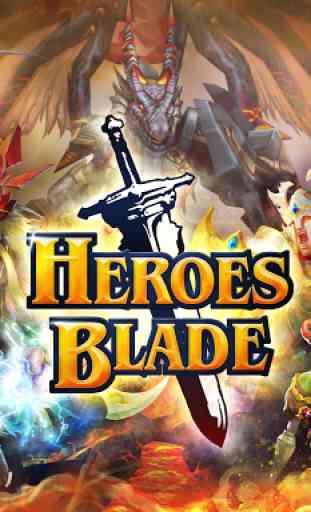 Heroes Blade - Action RPG 1