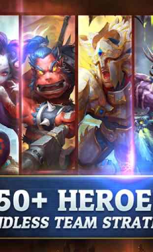 Heroes Blade - Action RPG 2