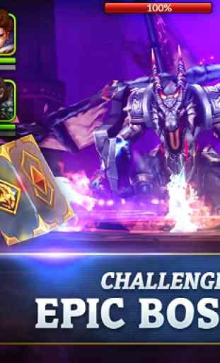 Heroes Blade - Action RPG 4