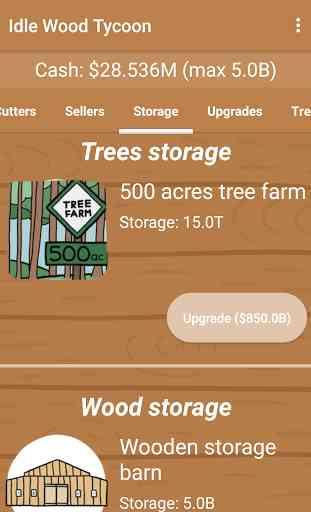 Idle Wood Tycoon 4