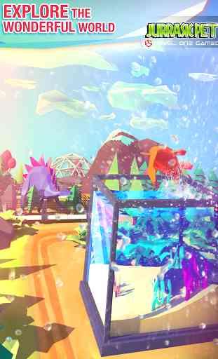 Jurassic Pet: Virtual Dino Zoo 1