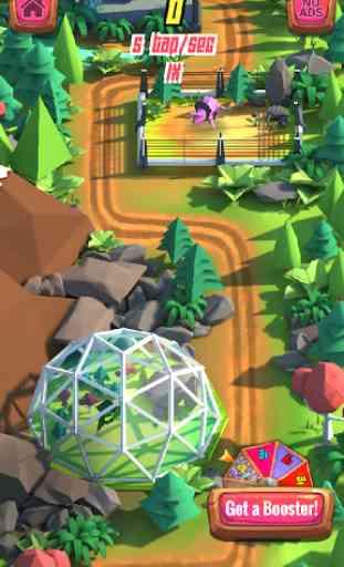 Jurassic Pet: Virtual Dino Zoo 4
