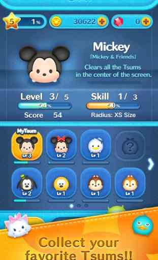 LINE: Disney Tsum Tsum 4