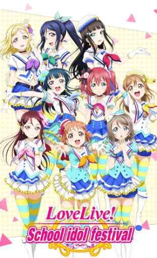 LoveLive! School idol festival 1