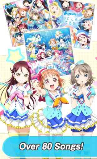 LoveLive! School idol festival 3