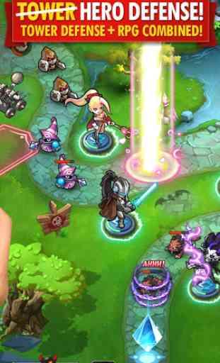 Magic Rush: Heroes 2