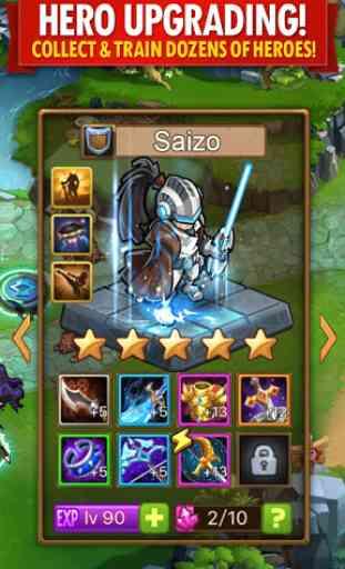 Magic Rush: Heroes 3