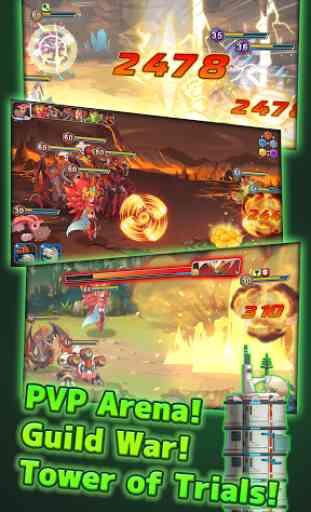 Monster Raid 4
