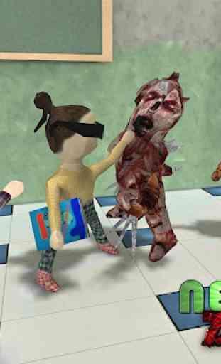 Nerd vs Zombies 1