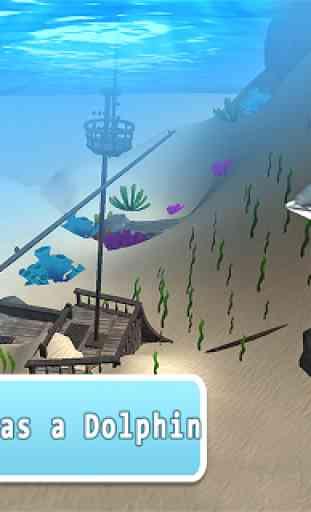 Ocean Dolphin Simulator 3D 1