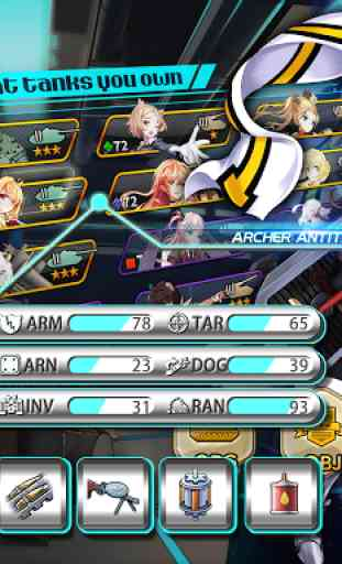 Panzer Waltz:Best anime game 4