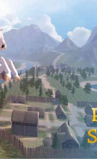 Pegasus Flying Horse Simulator 1