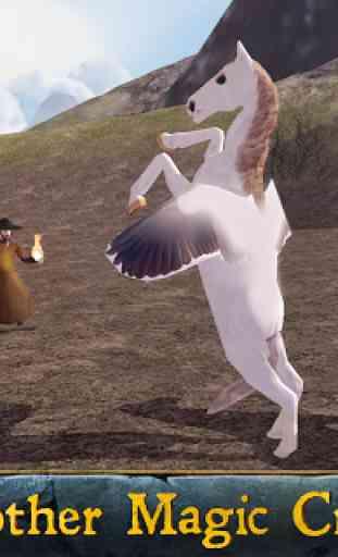 Pegasus Flying Horse Simulator 3
