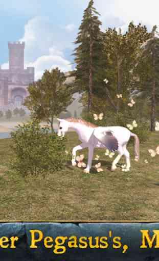 Pegasus Flying Horse Simulator 4