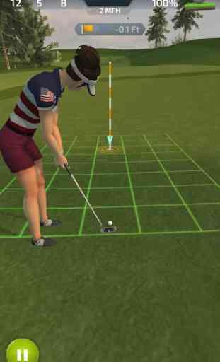 Pro Feel Golf 4