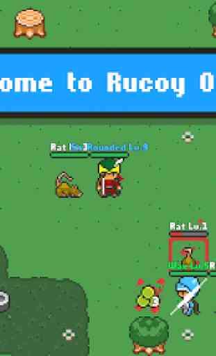 Rucoy Online - MMORPG - MMO 1