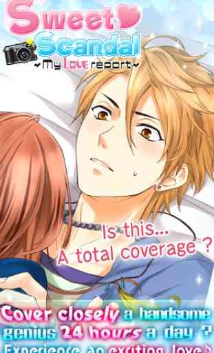 【Sweet Scandal】dating sims 1