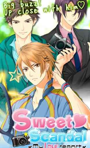 【Sweet Scandal】dating sims 4