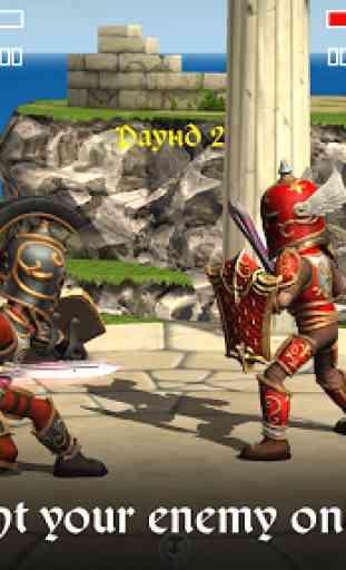 Sword vs Sword 1