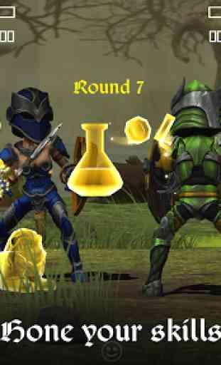Sword vs Sword 2